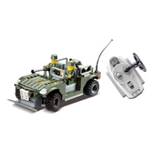 RC-Car(Advance/Back up/Turn left/Turn right)